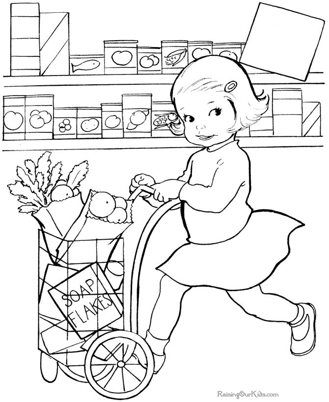 665 best Coloring pages for kids years 36 images on Pinterest