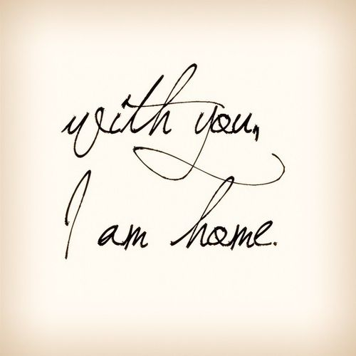 #love #home #quotes #words