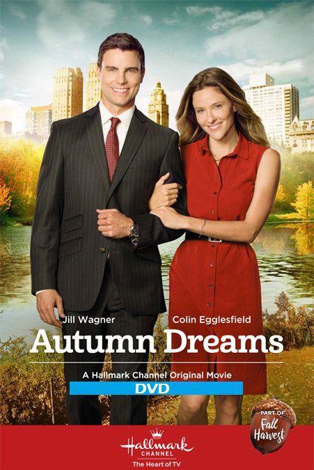 Autumn+Dreams+2015+DVD+TV+Movie+Hallmark+Comedy+Jill+Wagner
