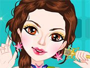 Free Online Girl Games, Get ready for a night out with your friends as you give yourself a makeover in Karaoke Night Prep!  Give yourself a relaxing facial and then pick out the perfect outfit for a night out on the town!  See how many styles you can create!, #karaoke #night #prep #dressup #makeover #make #over #girl