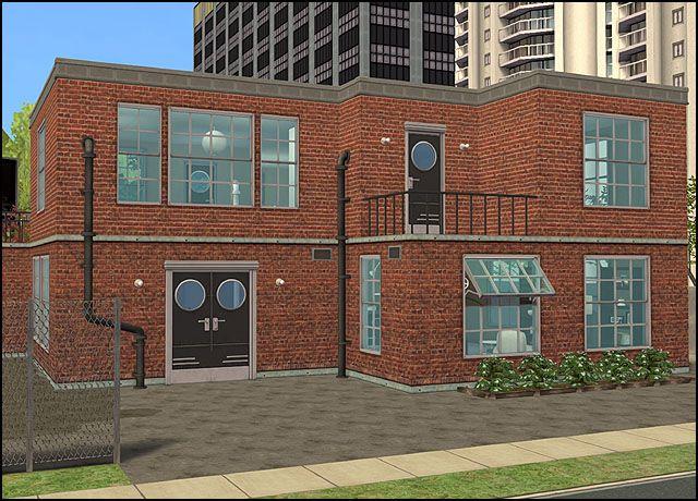 189 Geary Avenue - Anna's Sims