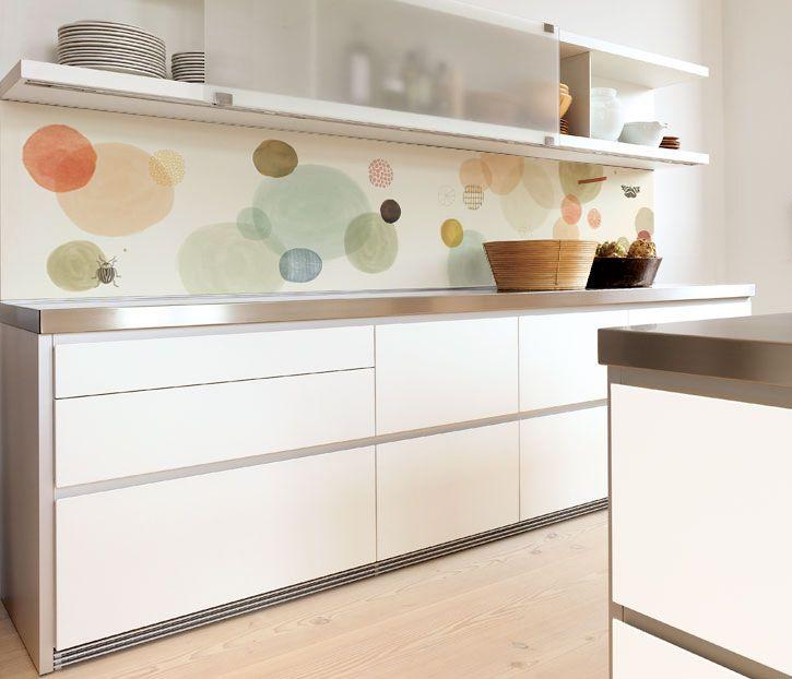 Kitchen Walls Designer Collection By Valesca Van Waveren