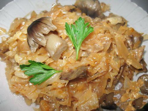 Тушеная капуста - Рецепты тушеной капусты - Как правильно готовить