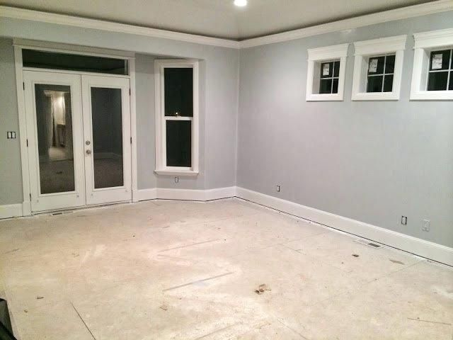 Best Misty Gray Benjamin Moore Paint Colors Misty Gray About 400 x 300
