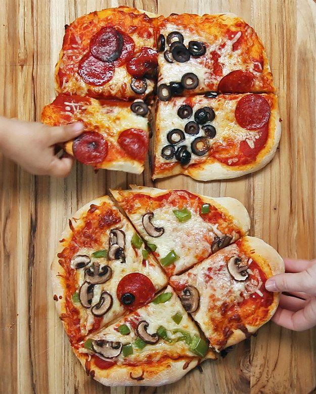 Easy Pizza #TastyJunior