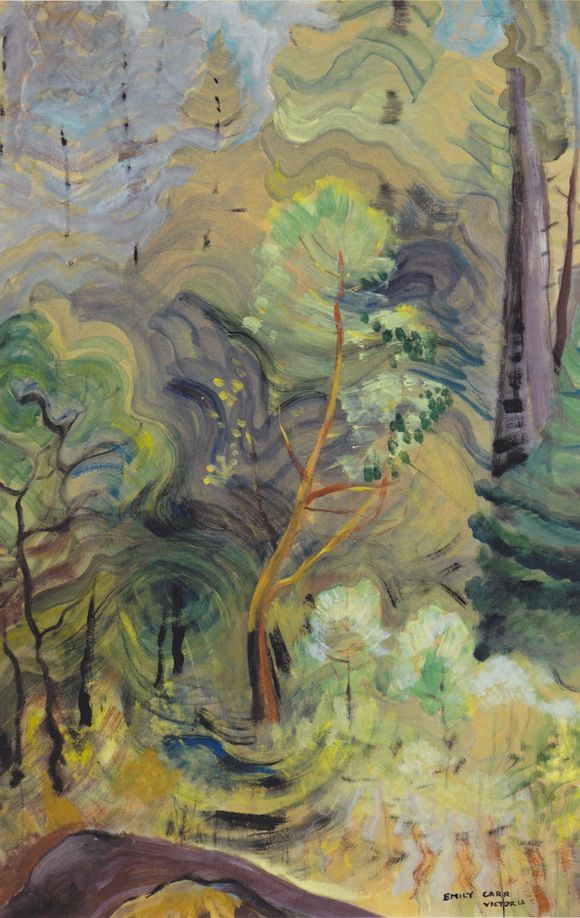 by Emily Carr