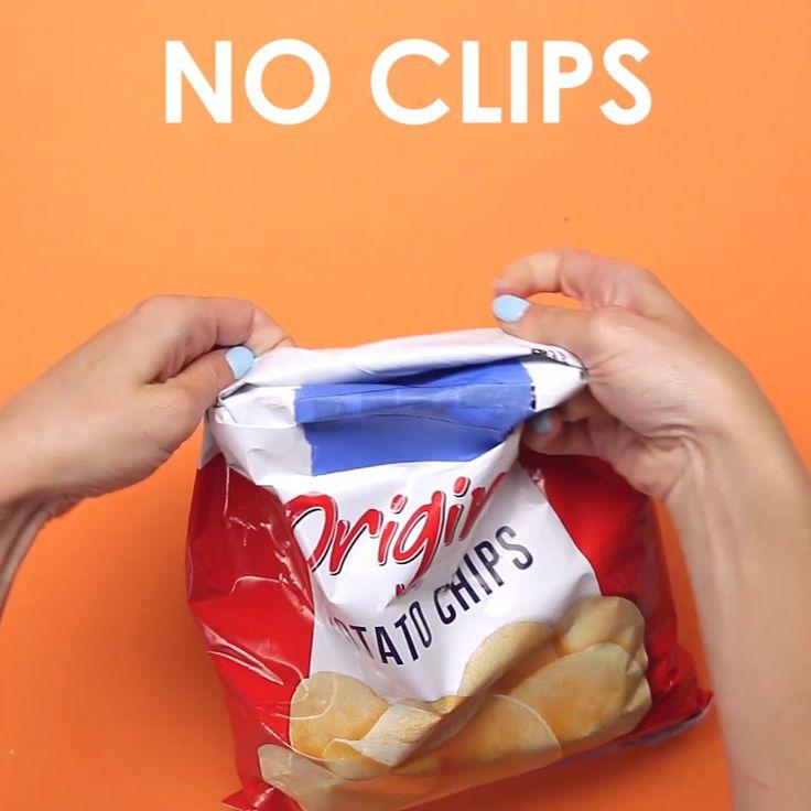 3 Snack Hacks #snacks #chips #hacks #family