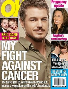 Cover Story: Eric Dane's Fight Against Cancer | OK! Magazine