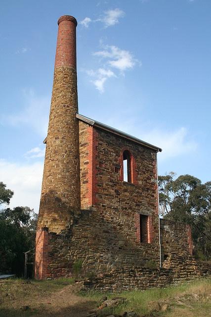 Engine House, Fryerstown Australia