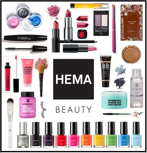 HEMA Beauty de toute beauté ;)