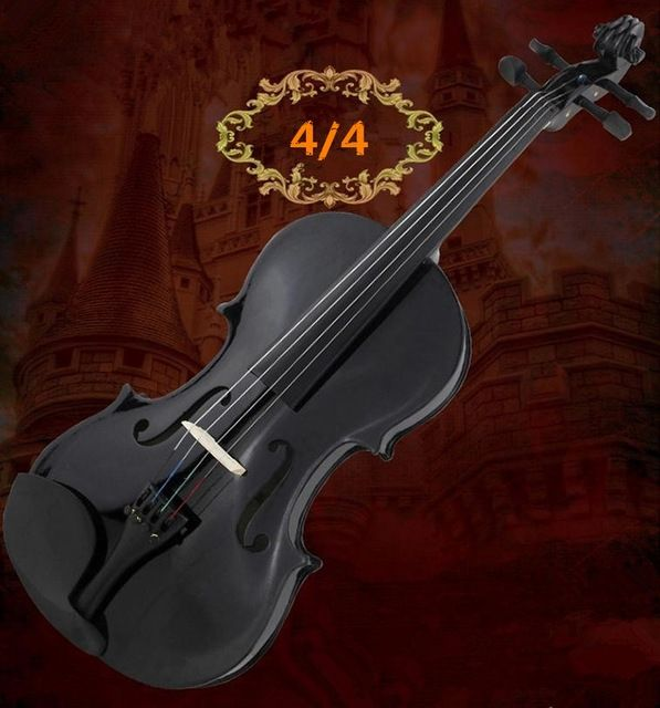104.50$  Buy now - http://aliu6w.worldwells.pw/go.php?t=32481607179 - V3010404  violin 4/4 violin handcraft violino Musical Instruments with violin rosin case 104.50$