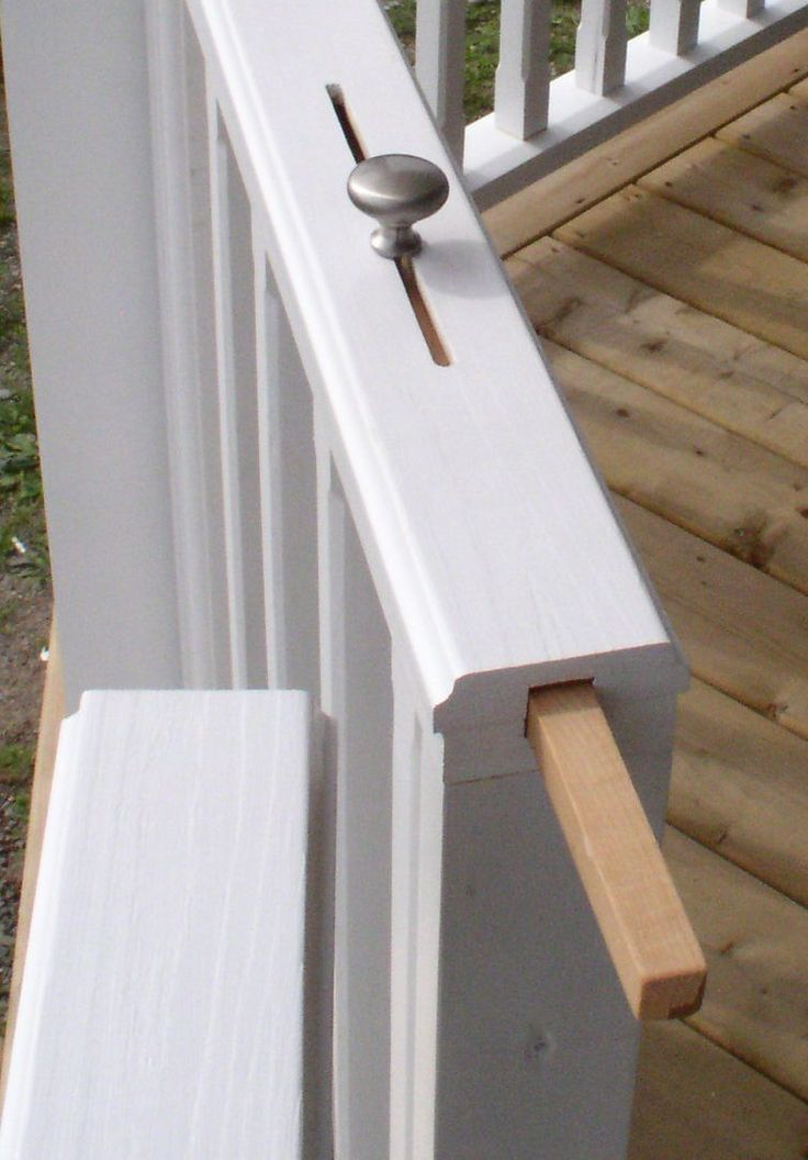lock for deck what a cool idea no pinched fingers or broken nails - Broken Design Holzmobel