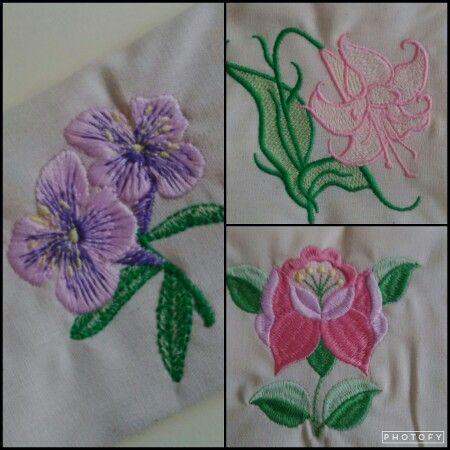 A few of many amazing designs of wonderful flowers