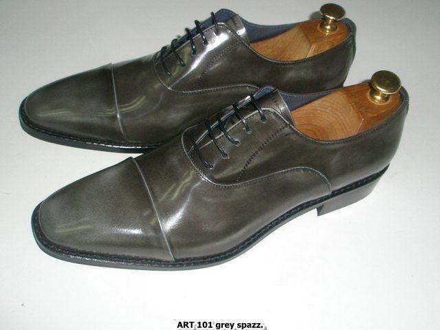 OXFORT GREY SPAZZ. vikatosshoes.com