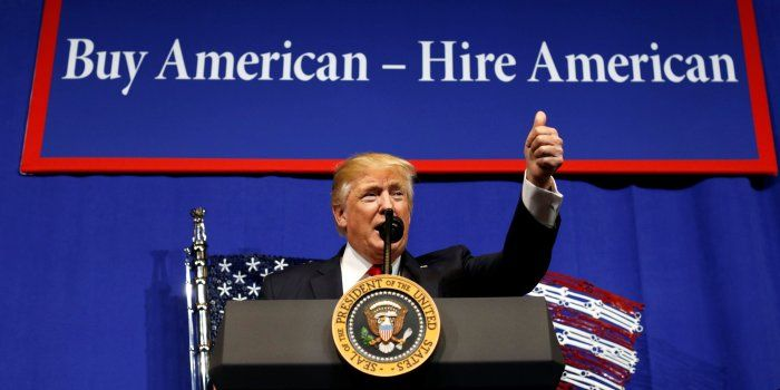 'Hire American' Plans Could Hobble India's Outsourcers -- Big users of the H-1B visas include Infosys and Tata Consultancy Services // Plans to reform the U.S. visa system are bad news for the likes of Infosys and Tata Consultancy Services.