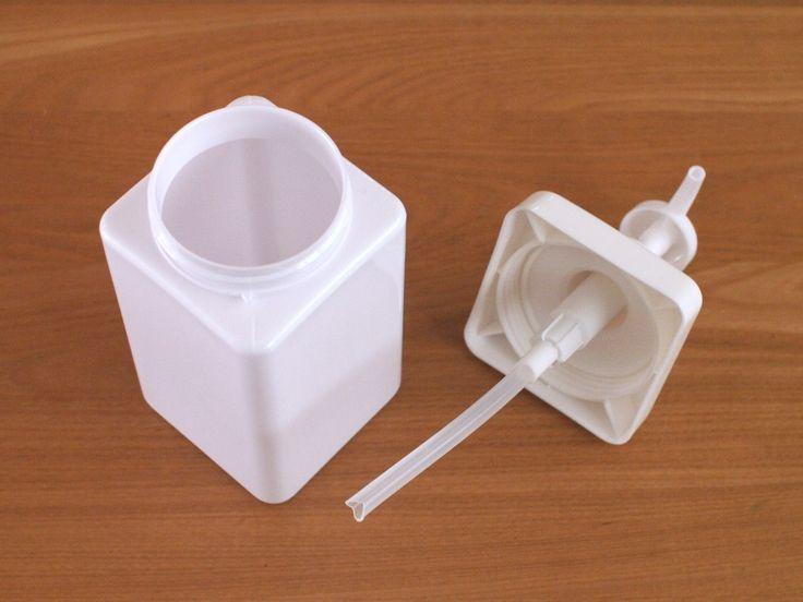 詰め替え時のイライラ解消!便利なニトリの浴室ボトル : usagi works
