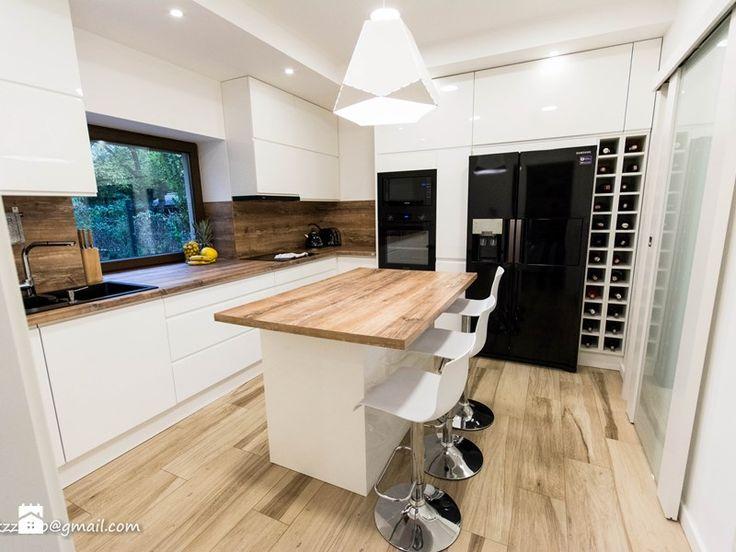71 best Kitchen  images on Pinterest Dream kitchens, Kitchen - küchen hochglanz weiß