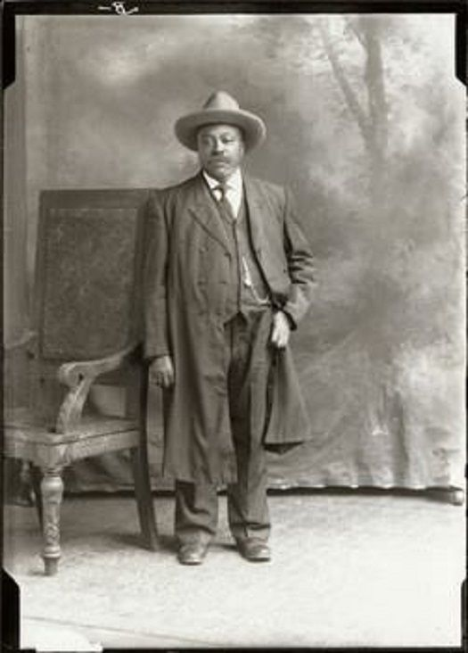 """Giles Beecher Jackson was the first African-American to practice law before the Supreme Court of Virginia. He also co-authored """"The Industrial History of the Negro Race in Virginia"""". Although Jackson was born enslaved, he overcame his obstacles to become an attorney, real estate developer, newspaper"""
