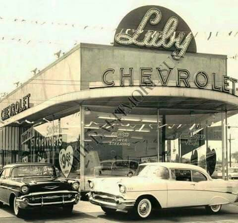 272 Best Images About Old Car Dealerships On Pinterest