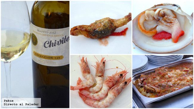 Restaurante Santiago. Un clásico en Marbella, mirando al mar