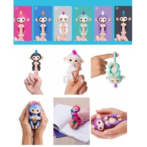 Fingerlings Interactive Baby Monkeys - Best Gifts For Kids