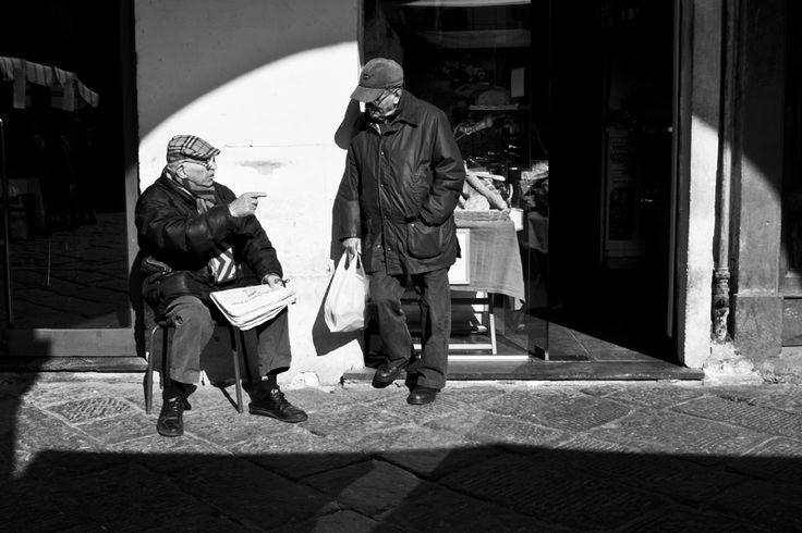 gesti quotidiani (pisa) - Foto di Alessandro Lucia