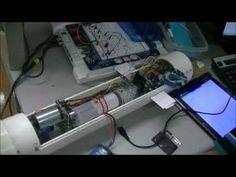 Arduino Bluetooth Submarine - YouTube