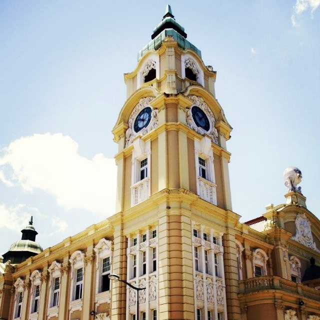 Memorial RS museum - Porto Alegre