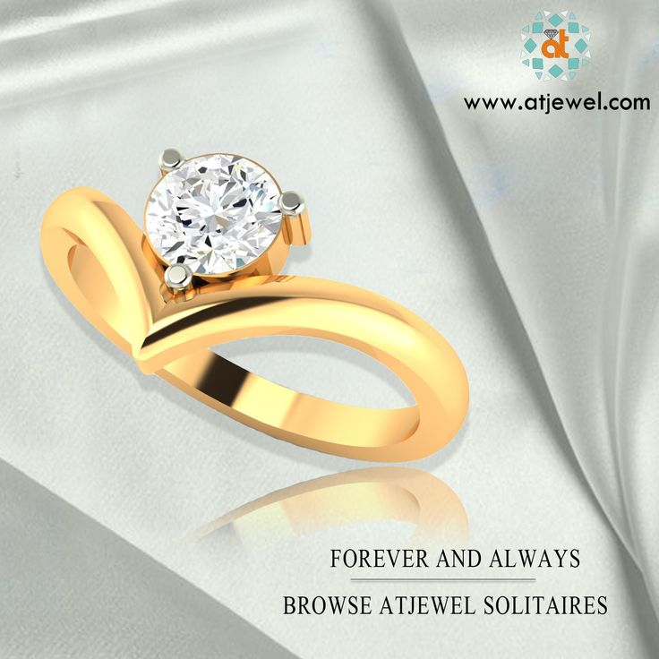 Design Of The Day......... True Love Are Like A Diamonds.Bright,Beautiful,Valuable and Always In Style. #Atjewel #Gold #Diamonds #Solitaires #Rings #Love #Beautiful. http://bit.ly/1qlSrVP