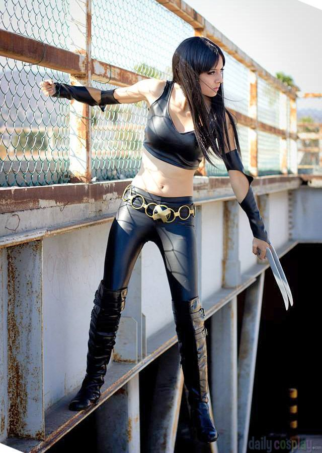 Sexy X 23 Laura Kinney Cosplay - Hot Girls Wallpaper X 23 Cosplay Wallpaper