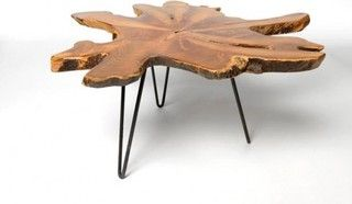 Starfish Coffee Table - eclectic - coffee tables - - by from the source