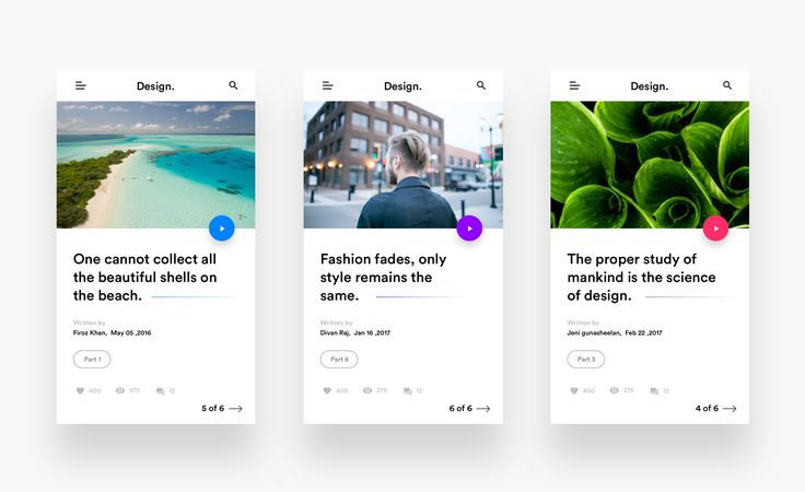 Split fold design for mobile