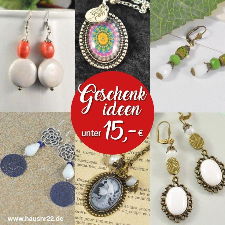 #geschenkideen #handmade #handgemacht #Schmuck #Unikate #Einzelstücke #Gutscheincode #muttertag