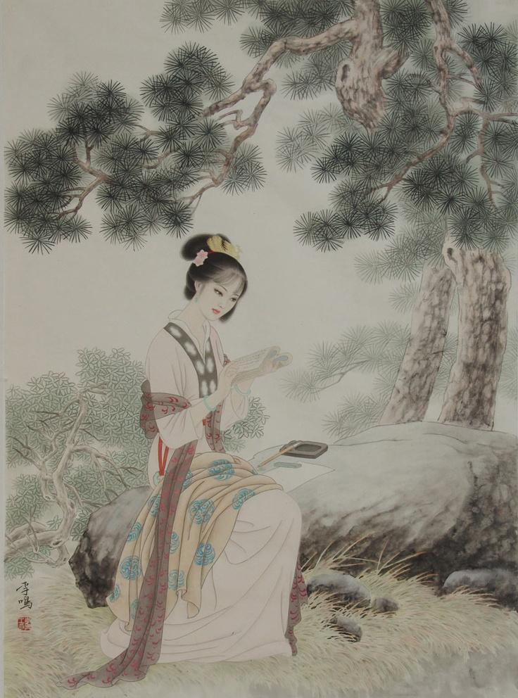 Chinese Beauty 9