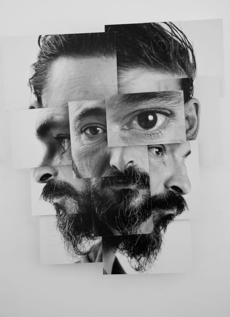 Retratos Fragmentados: Fotoesculturas de Brno Del Zou