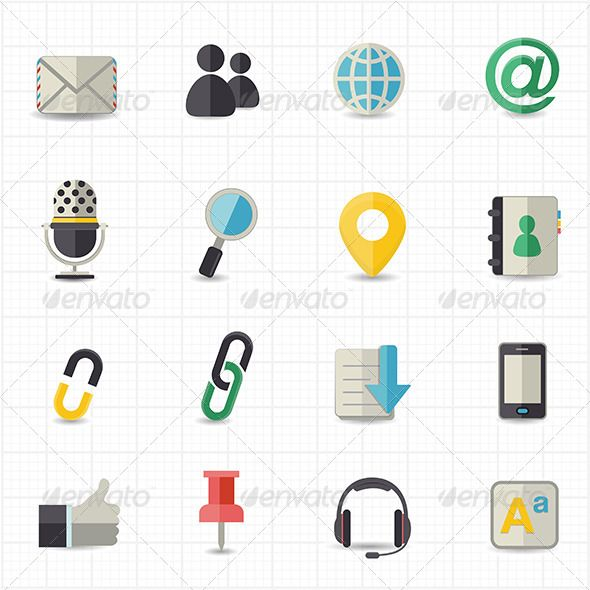 Communication and Internet Icons | Buy and Download: http://graphicriver.net/item/communication-and-internet-icons/8417528?WT.ac=category_thumb&WT.z_author=karawan&ref=ksioks