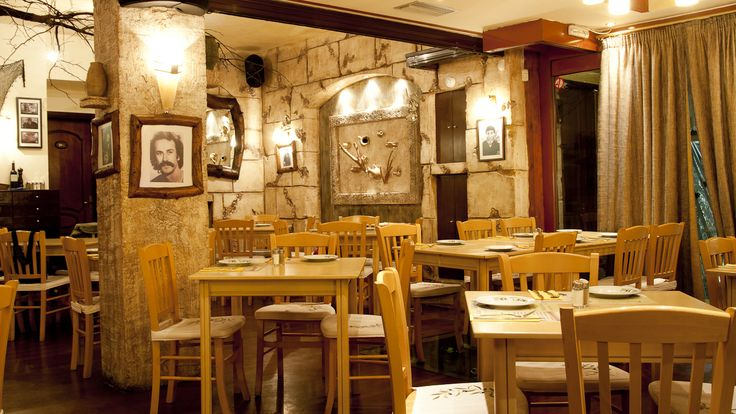 Ta Romanakia (Τα Ρωμανάκια): Leoforos Mesogion 366, 15341 Athens, Greece * Enjoy an authentic taste of Cretan suicine in one of the best restaurants of the type in the area of Agia Paraskevi. Truely represents the tastes of Crete!