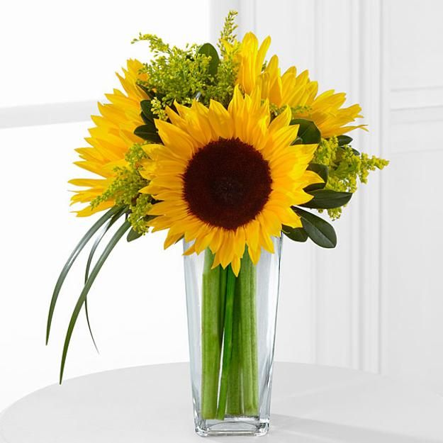 Marvelous 25 Creative Floral Designs With Sunflowers, Sunny Summer Table Decoration  Ideas