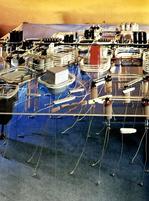 Kisho Kurokawa | Floating Factory Metabonate | 1969