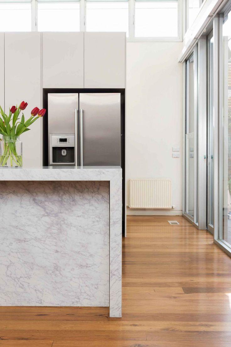 Take a tour of Chrissie Swan's kitchen transformation.