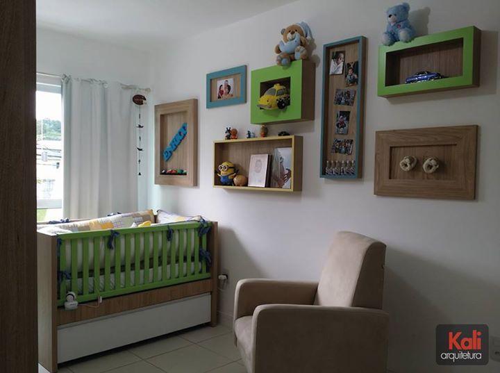 Dormitório Enrico - APP | Projeto Kali Arquitetura