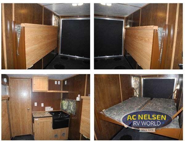Ice Castle Fish Houses Fish House | RV Sales | 58 Floorplans