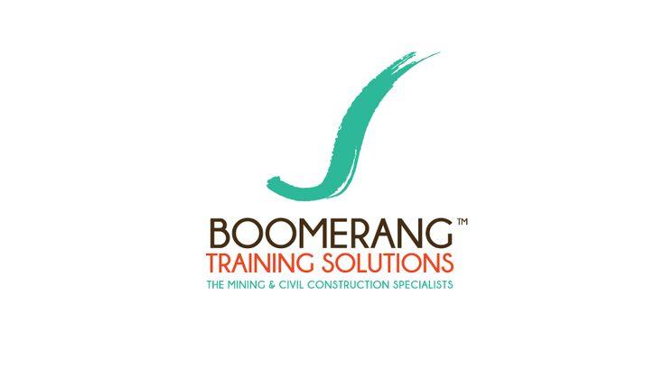 Boomerang Training SolutionsLogo / Brand Design