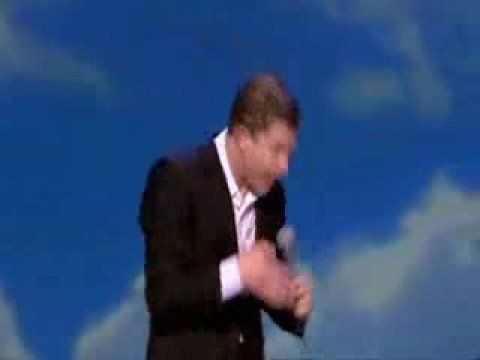 Lee Evans ( Holiday ) - http://lovestandup.com/lee-evans/lee-evans-holiday/