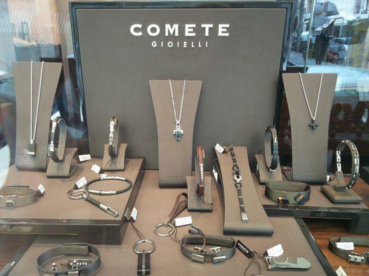 Ανδρικά κοσμήματα COMETE - made in Italy