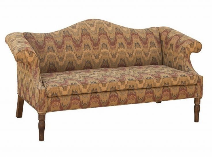 camel back sofa johnston benchworks camelback sofaschairs amp fabric