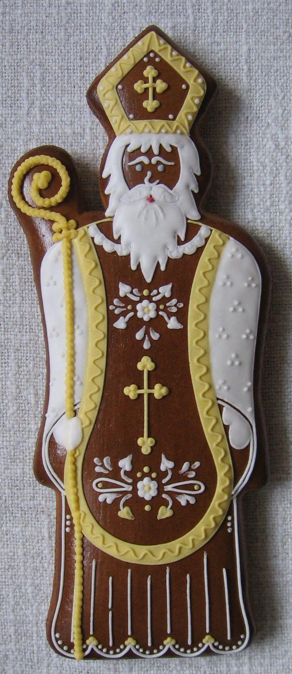 St Nicholas cookie