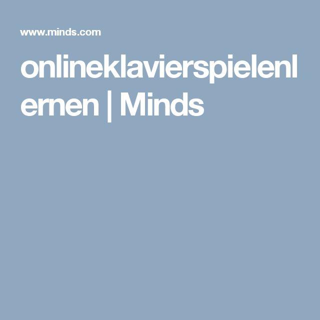 onlineklavierspielenlernen | Minds