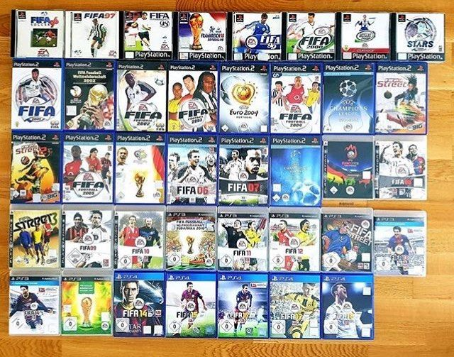 Una colección de oro.  #TheChipsFutbol #fifa #game #easports #ps #playstation