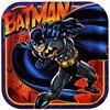 Batman Dinner Plate Square